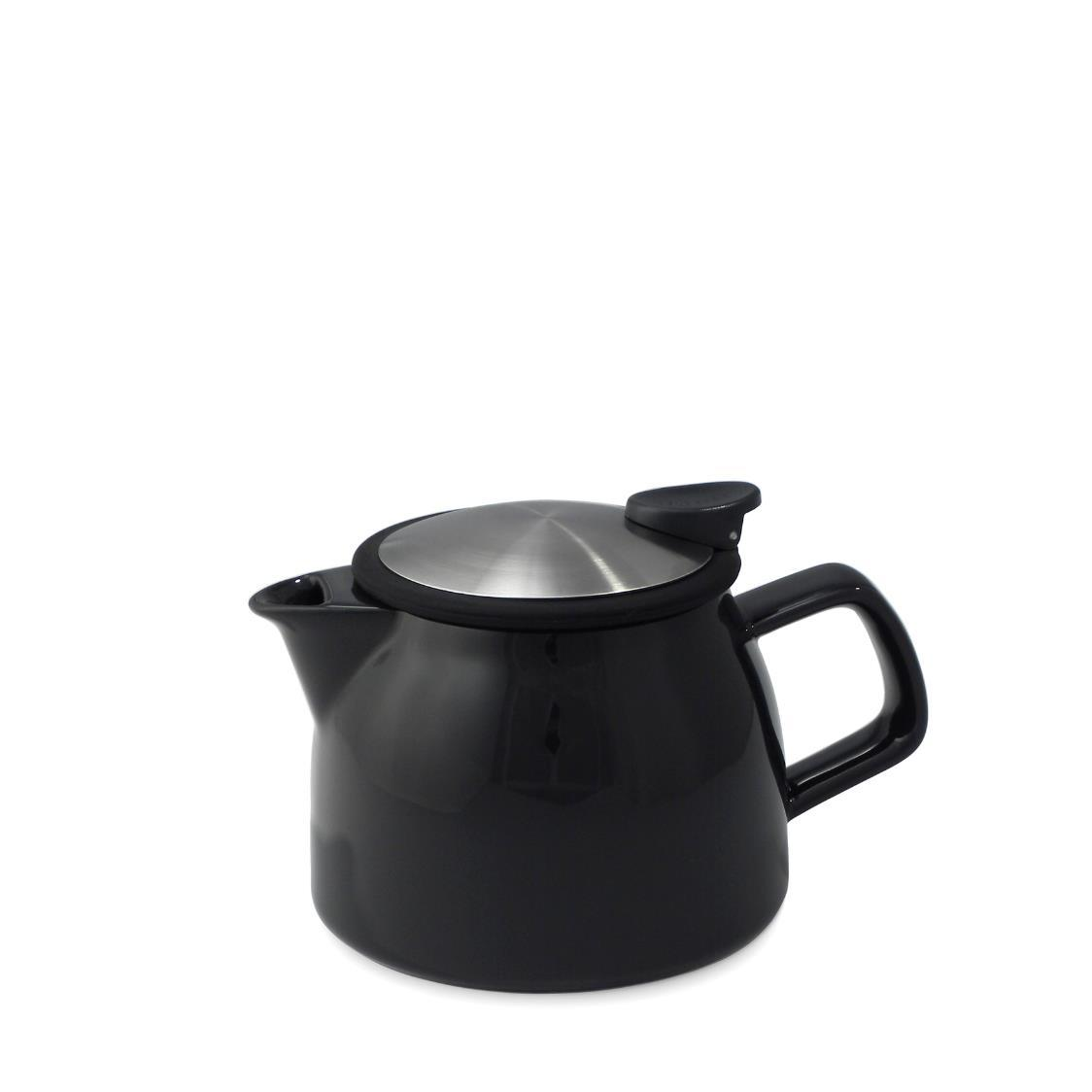 Bell Teapot with Basket Infuser 470ml FL543-BKG