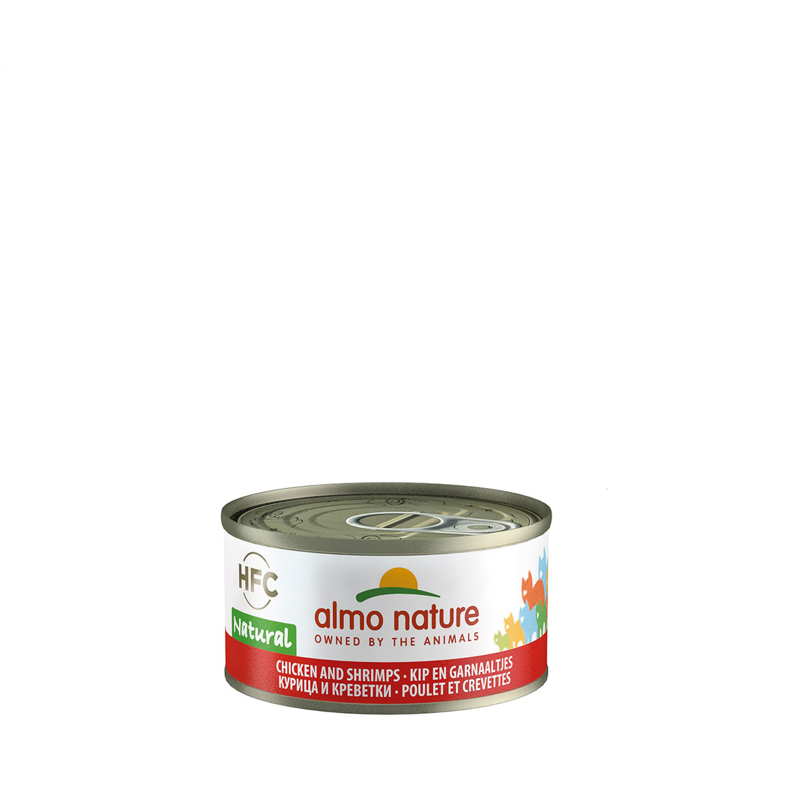 Chicken  Shrimps Cat Can 70g