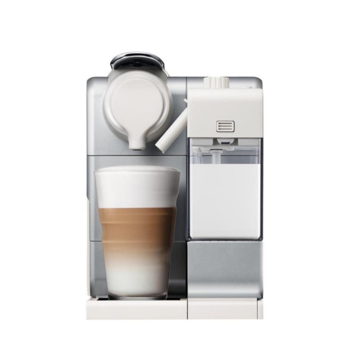 Delonghi Lattissima Touch - Silver