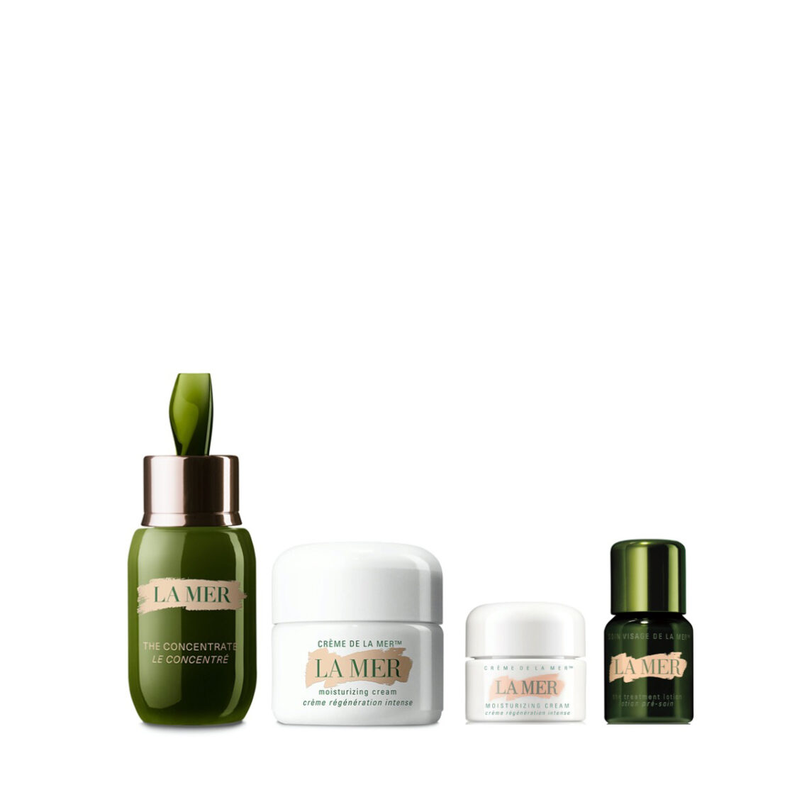 La Mer The Concentrate Little Luxury Set worth 534