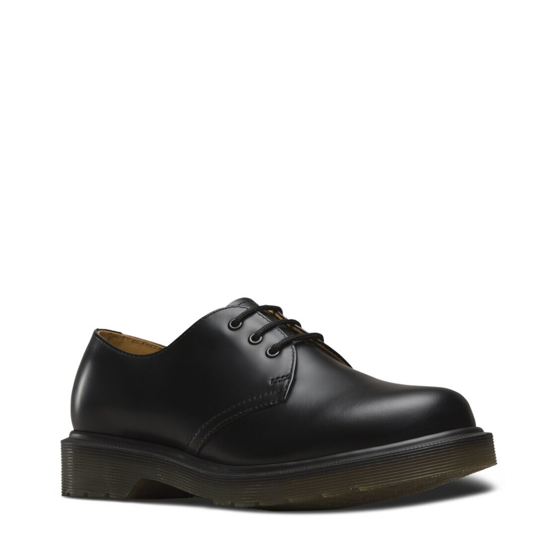 Dr Marten 1461 Plain Welt Smooth Leather Oxford Shoes