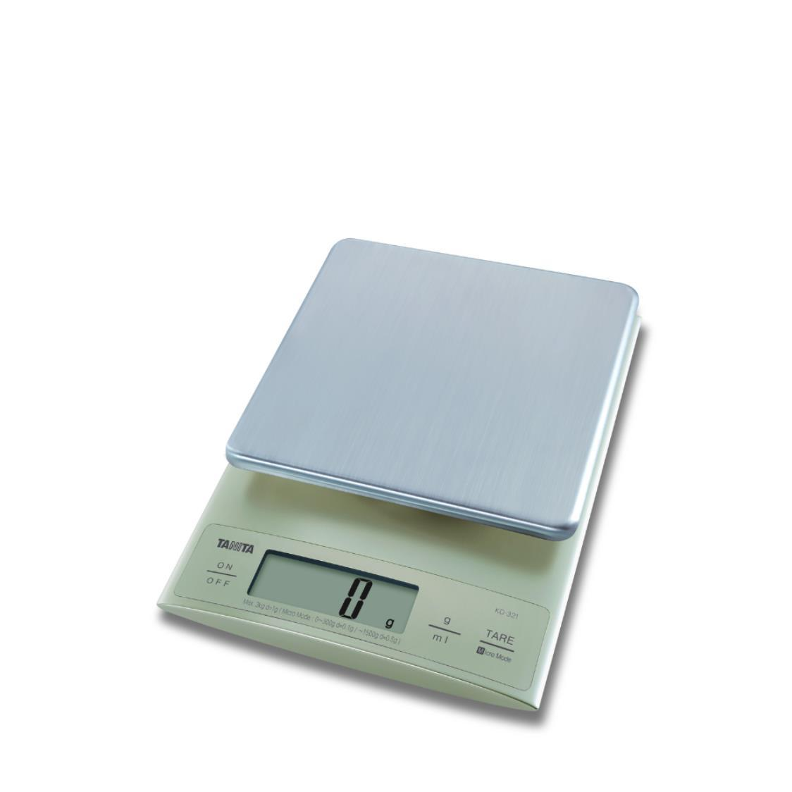 Digital Kitchen Scale with Liquid Measurement KD321/3 | Metro ...