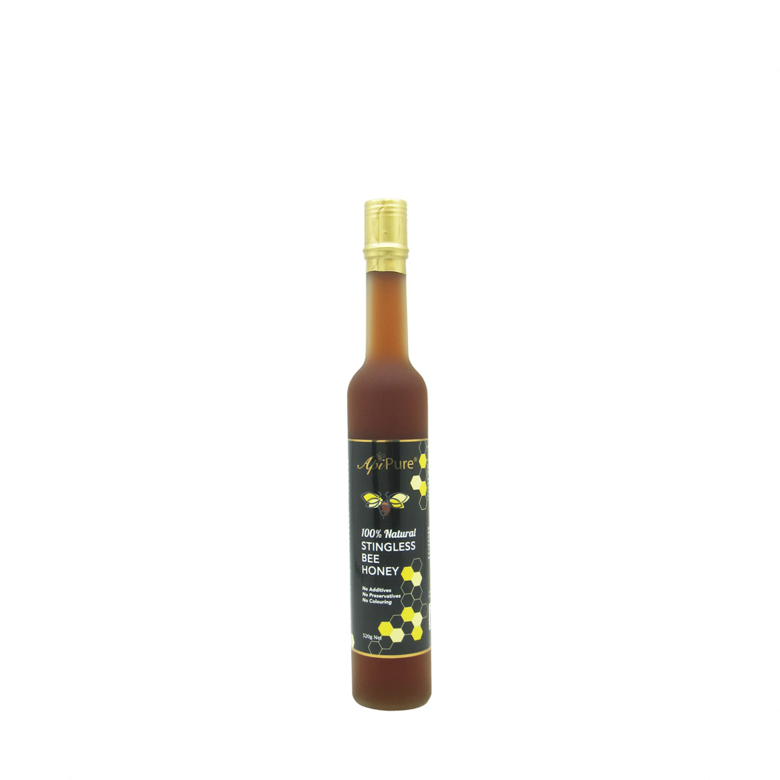 Apipure Stingless Bee Honey 520g
