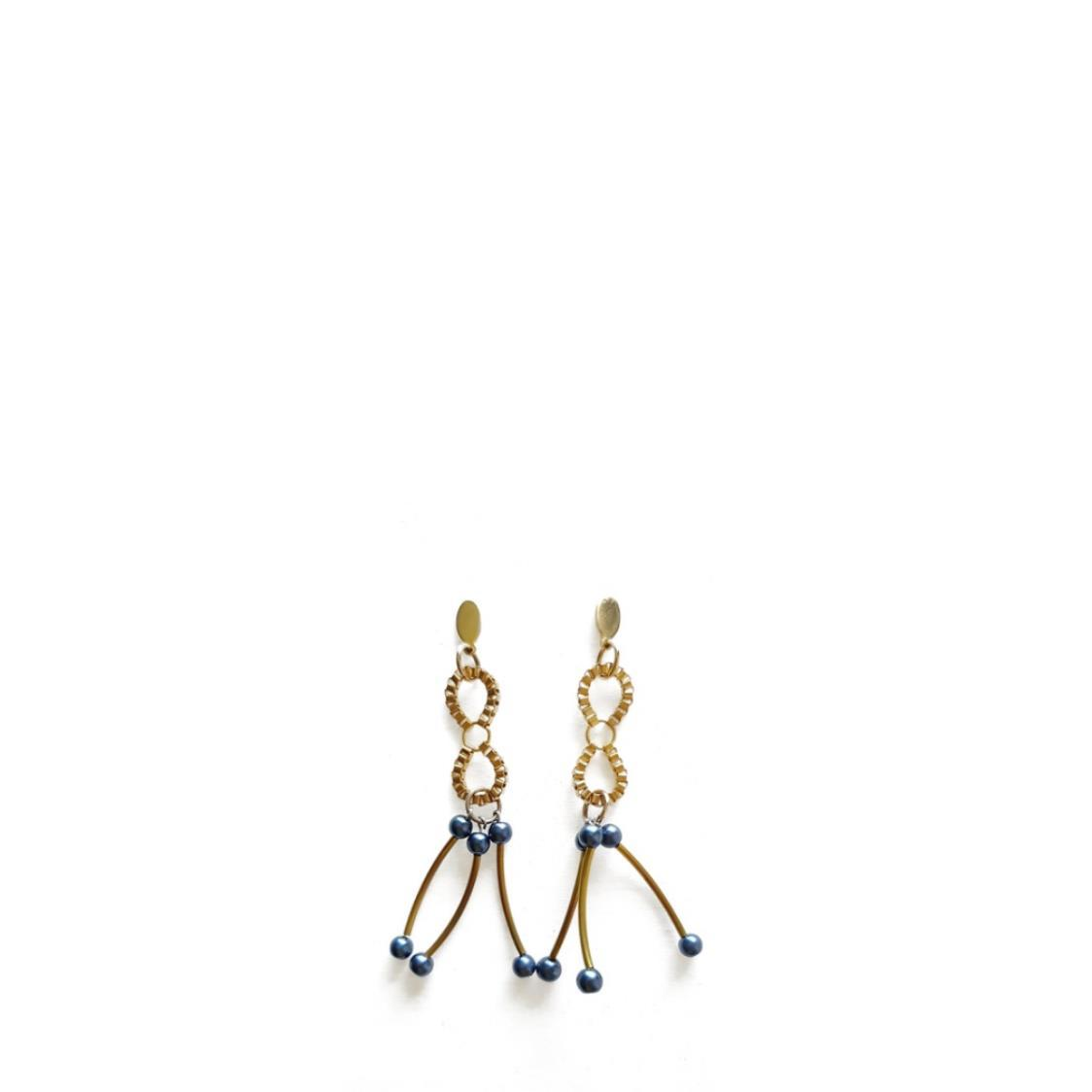 CERA Earrings GOLD