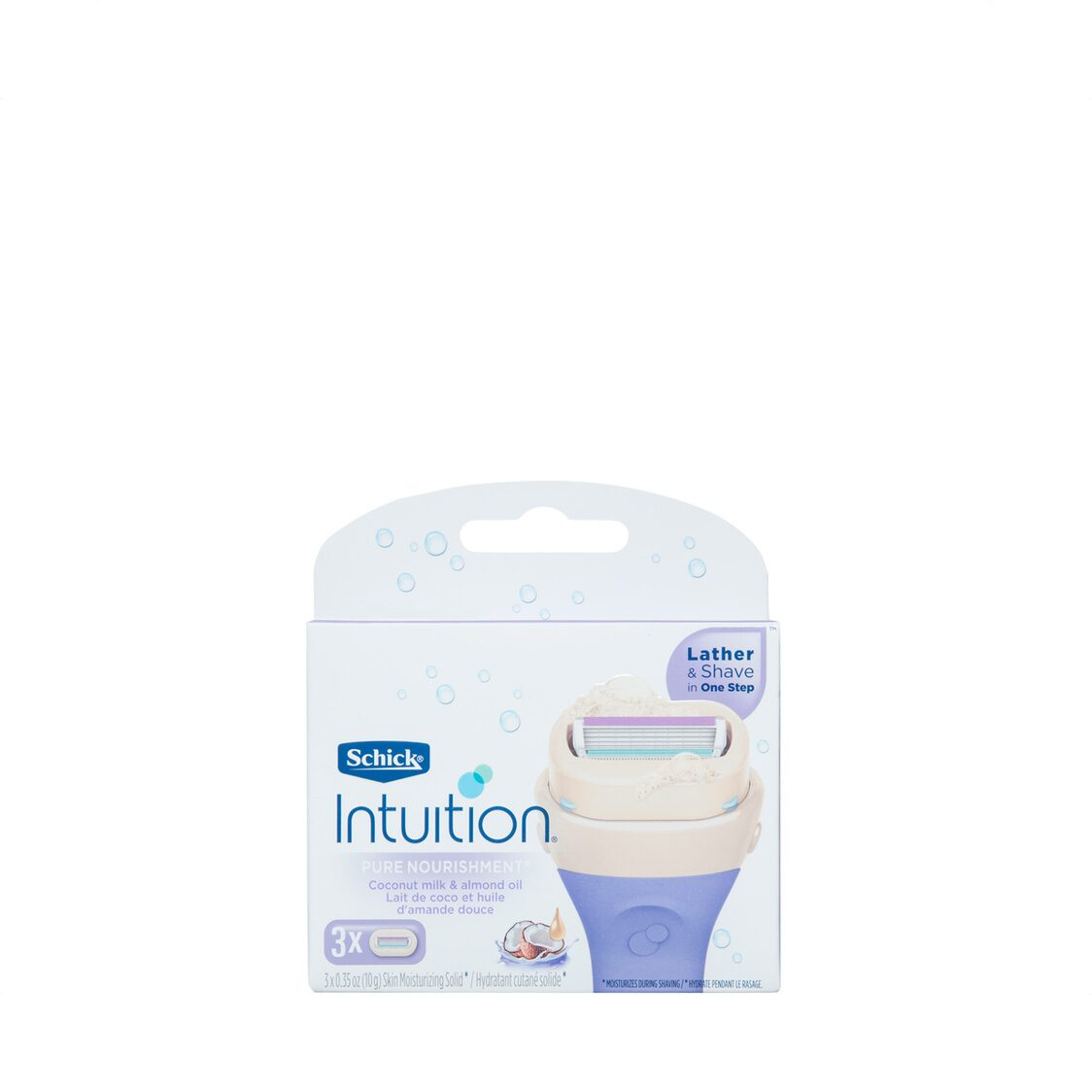 Intuition Coconut Refill 3S