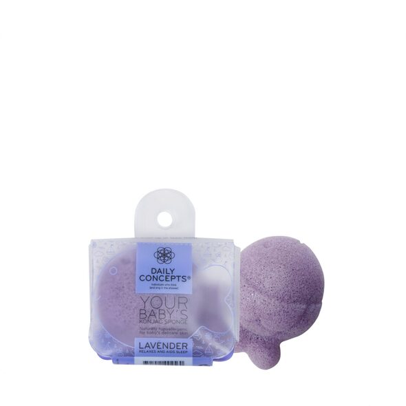 Daily Concepts Your Baby Konjac - Lavender
