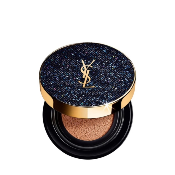 Le Cushion Encre De Peau Sequin Collector