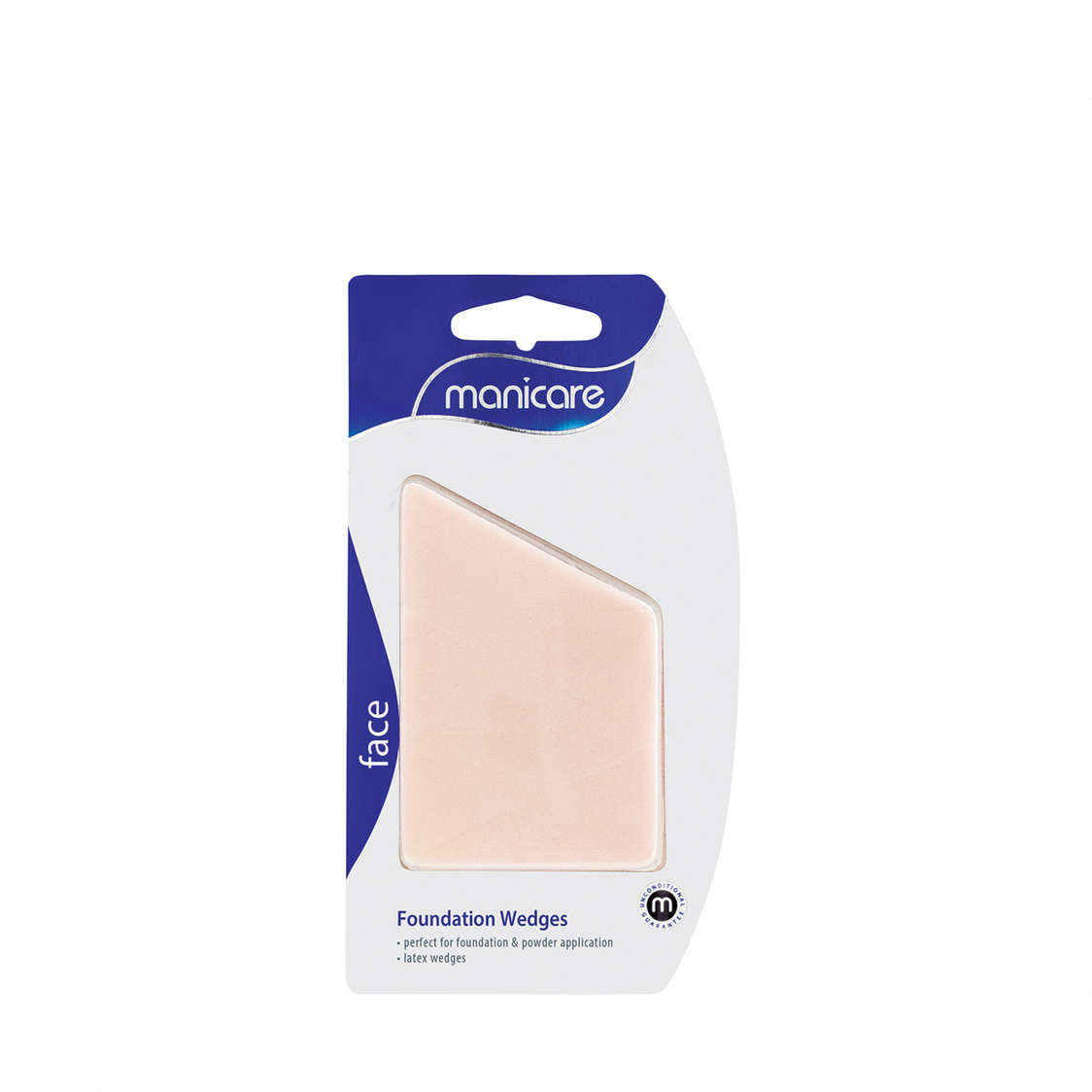 Foundation Sponges Latex Wedges - Pack of 5