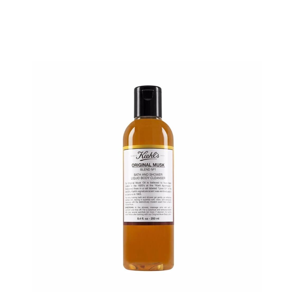 Kiehls Since 1851 Musk Shower Gel 250ml