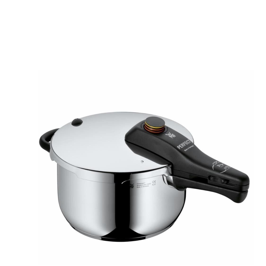 Perfect  Pressure Cooker with Flame Guard 45L