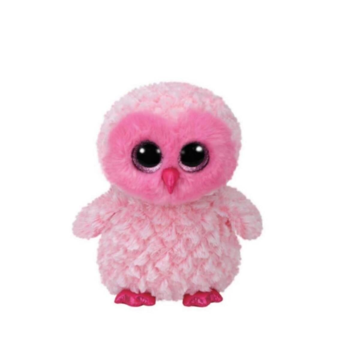 7834059e18b Beanie Boos Twiggy Pink Owl Med Metro Department Store