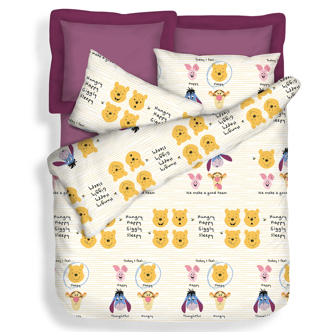 All About Me Fitted Sheet Set
