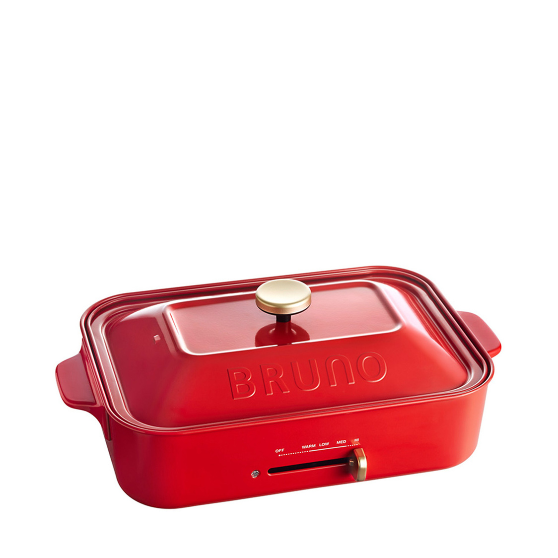 Compact Hotplate Red