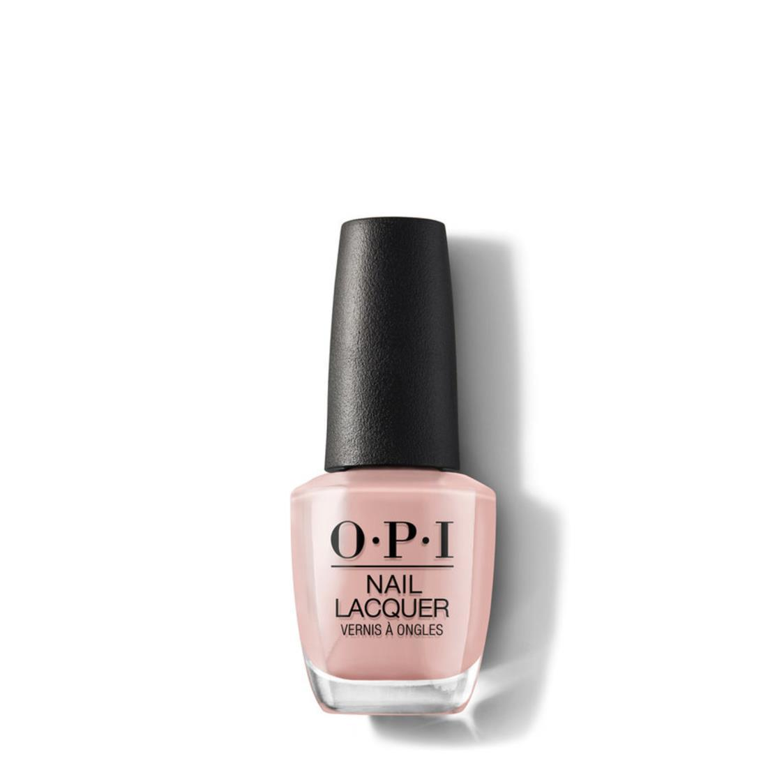 Opi Fall Collection 2018  Nail Lacquer Machu Peach-U 15ml