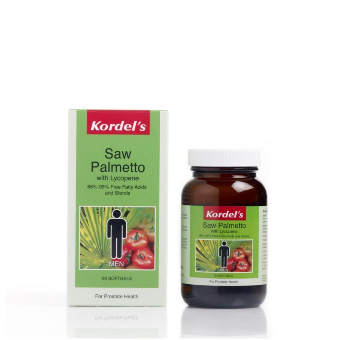Saw Palmetto With Lycopene 90s