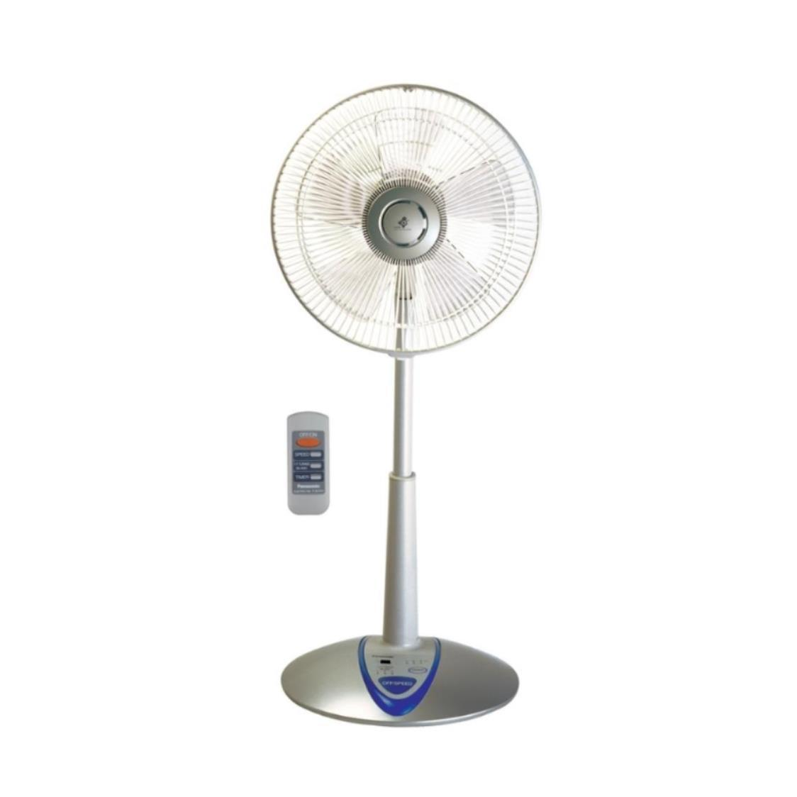 Electric Living Fan W Remote Control 12 F-307KHT
