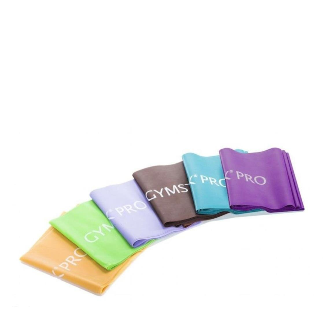 Gymstick Pro Exercise Band 25m  Super Heavy Purple