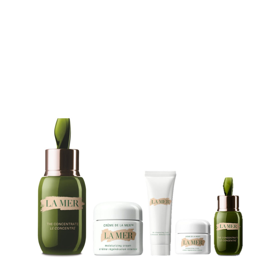 La Mer The Concentrate Luxury Collection worth 1795