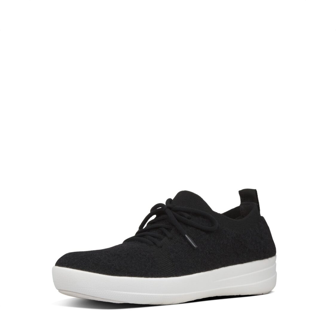 FitFlop F-Sporty Comffknit Sneakers Black