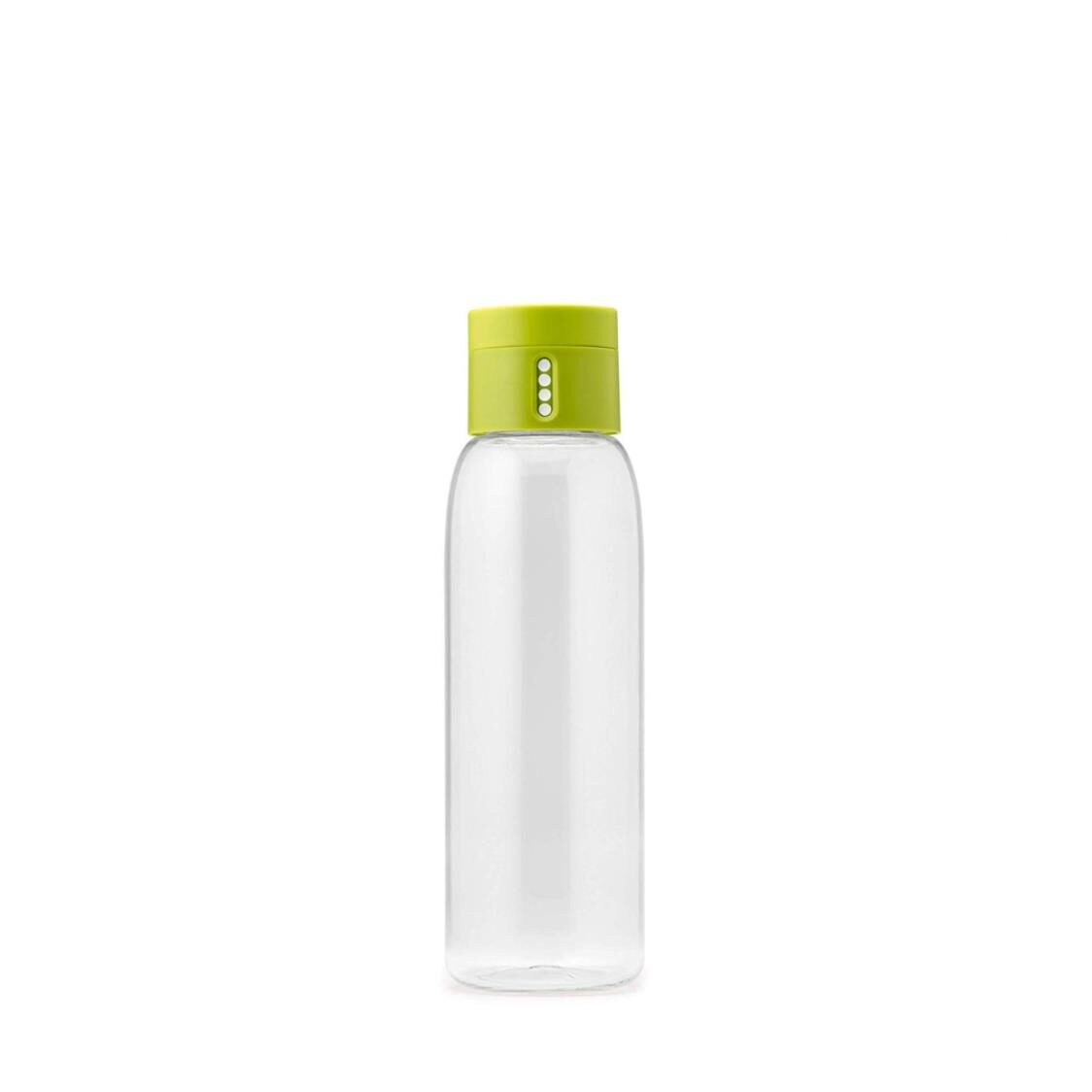 Dot Hydration Tracking Water Bottle Green