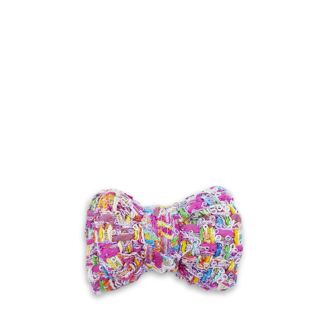 Tweed Bowtie Candy