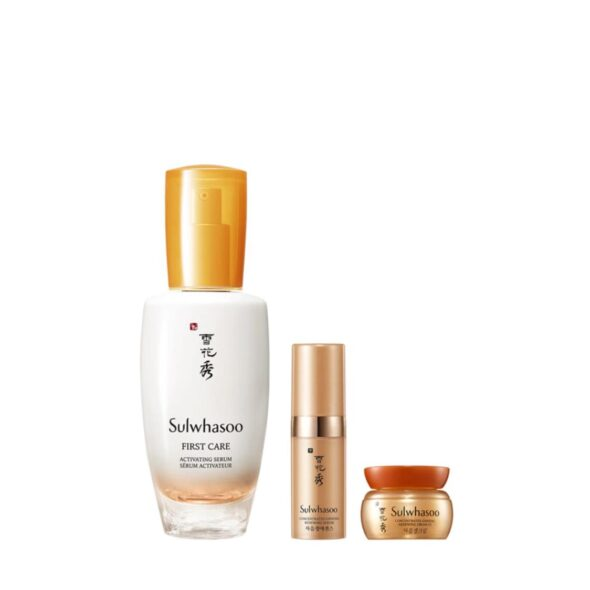 Sulwhasoo First Care Activating Serum 60ml Set worth 160