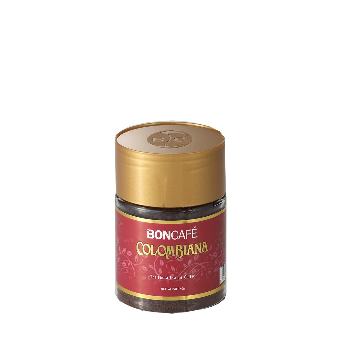 Colombiana Instant Coffee - Agglo 50gm
