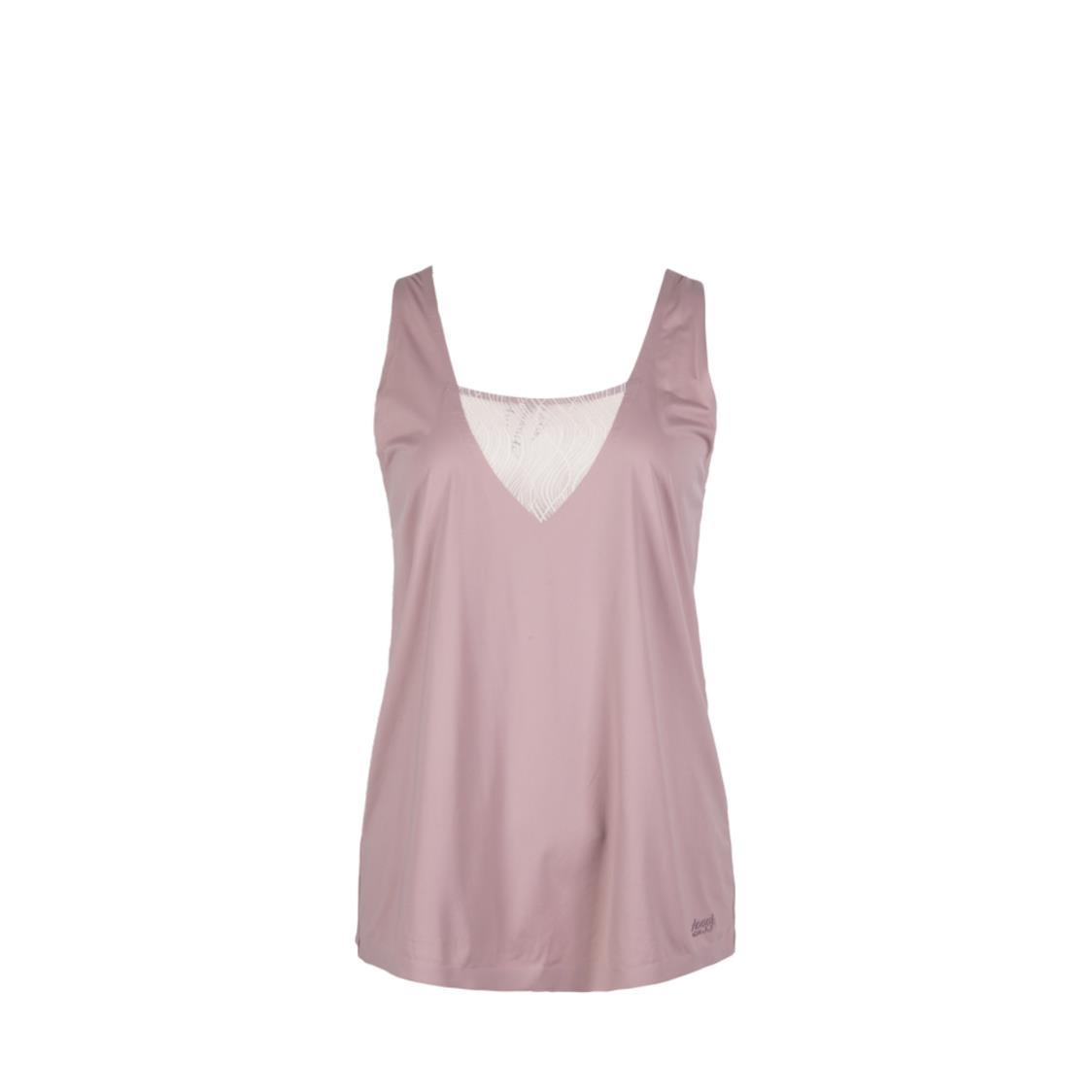 sloggi mOve FLEX Fresh Tank PINK - DARK COMBINATION
