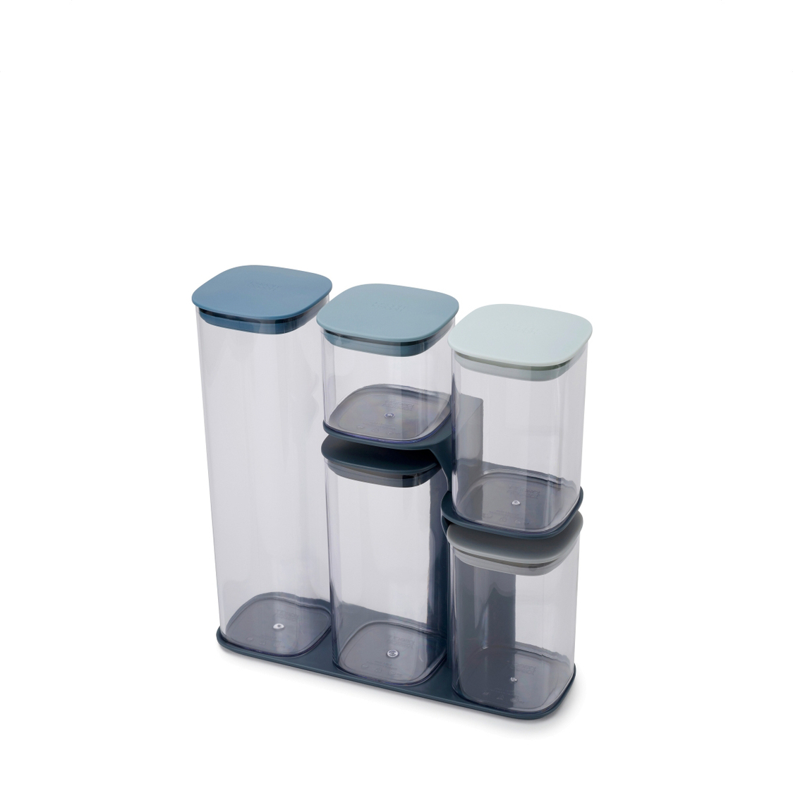 Podium 5pc Storage Container Set Sky Edition 81106