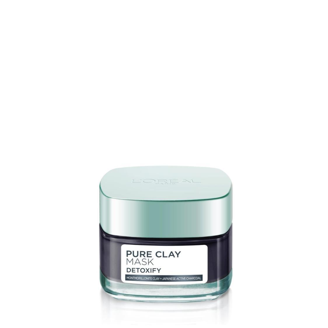 Detoxifying Clay Mask 50g
