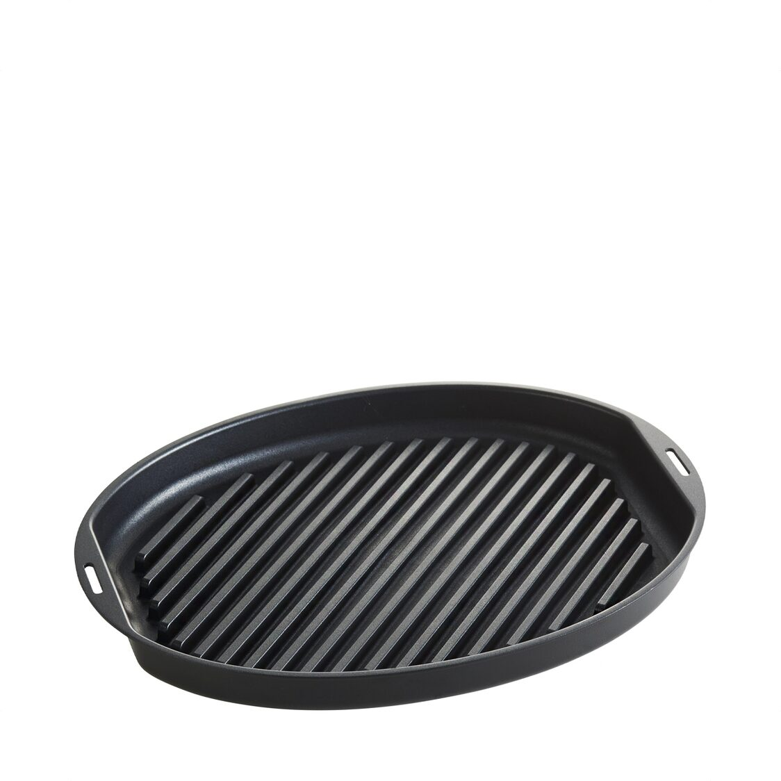 Grill Plate for Oval Hot Plate