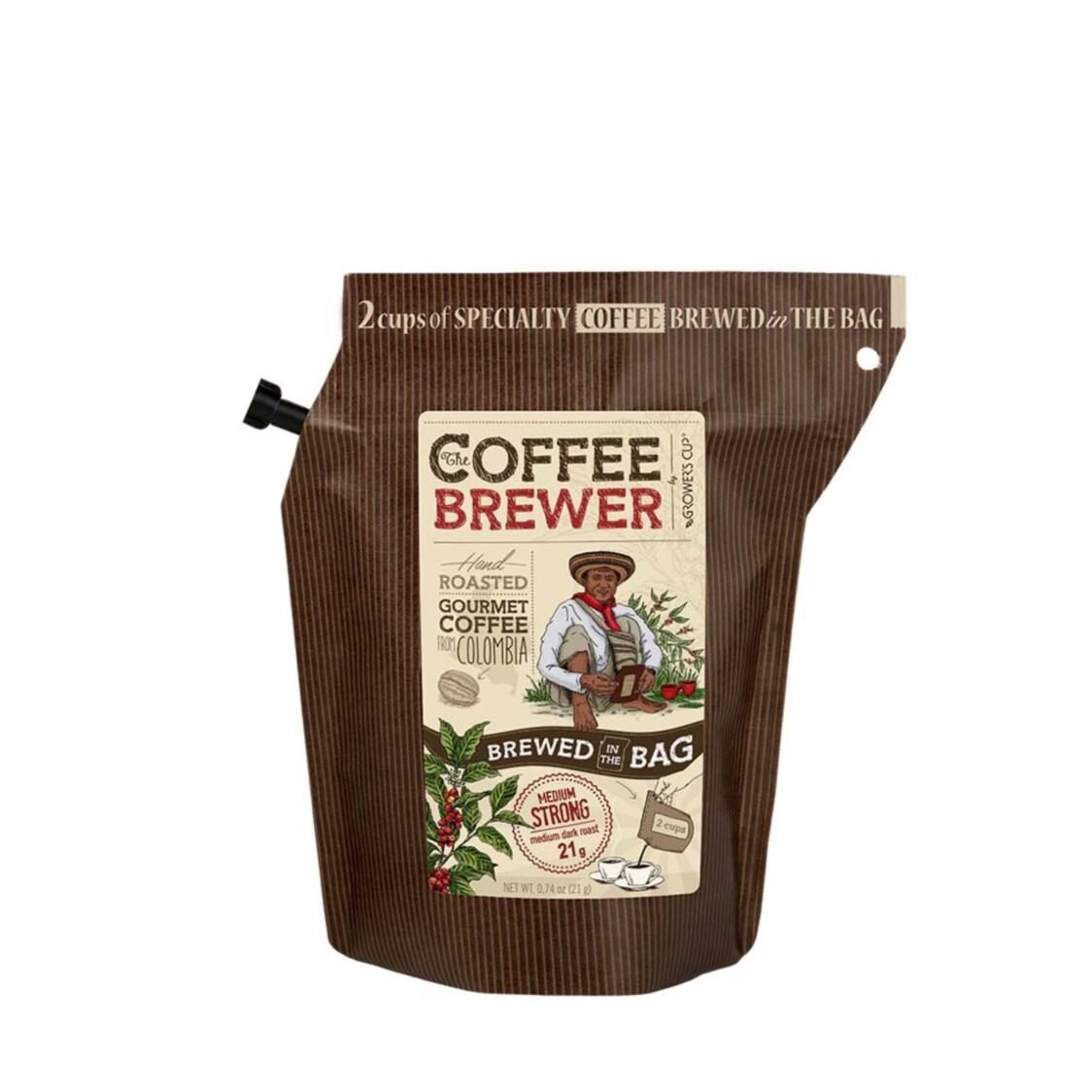 Coffee Brewer Coffee - Colombia 21g