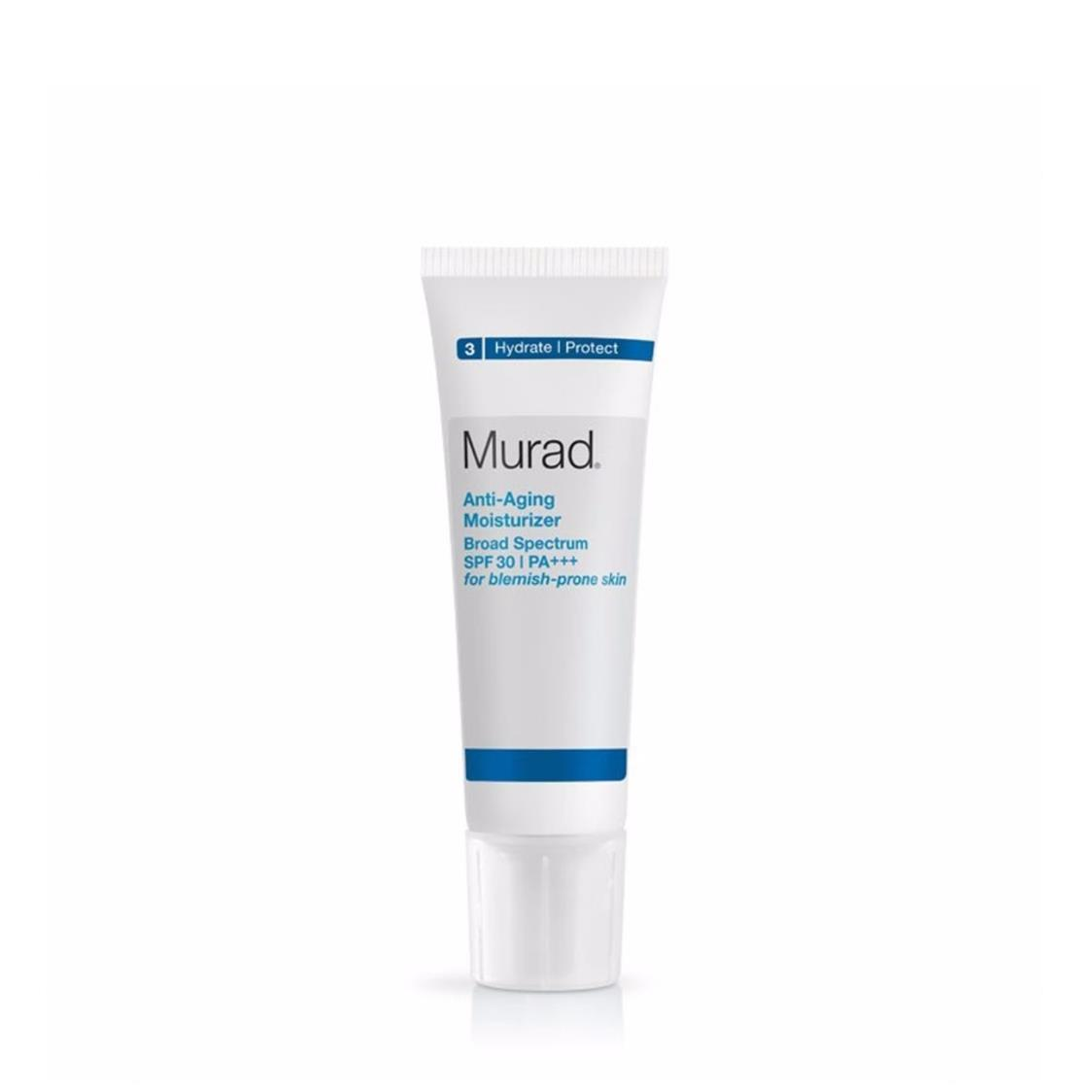 Anti  Aging Blemish Broad Spectrum Moisturizer SPF 20  PA  50ml