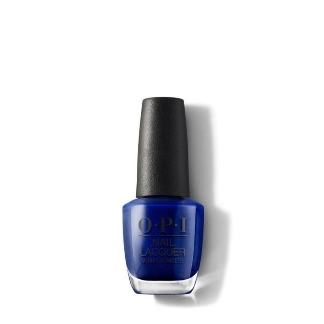 OPI Nail Lacquer Blue My Mind