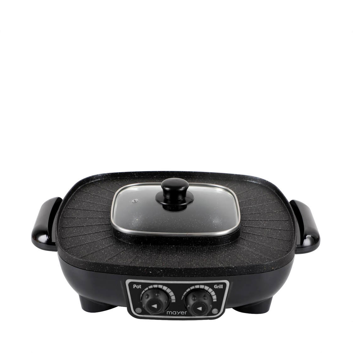 18L Steamboat with Grill