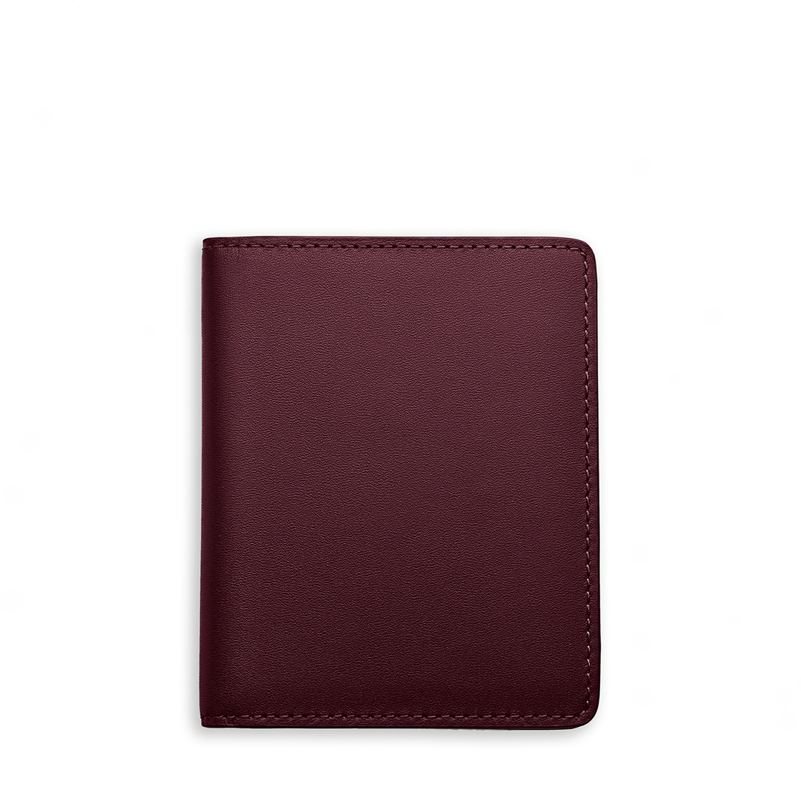 Kyl Wallet - Burgundy Leather