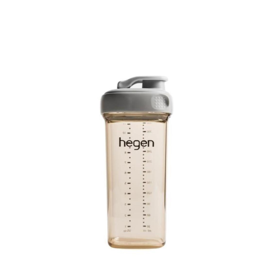 Hegen PCTO 330ml11oz Drinking Bottle PPSU Grey