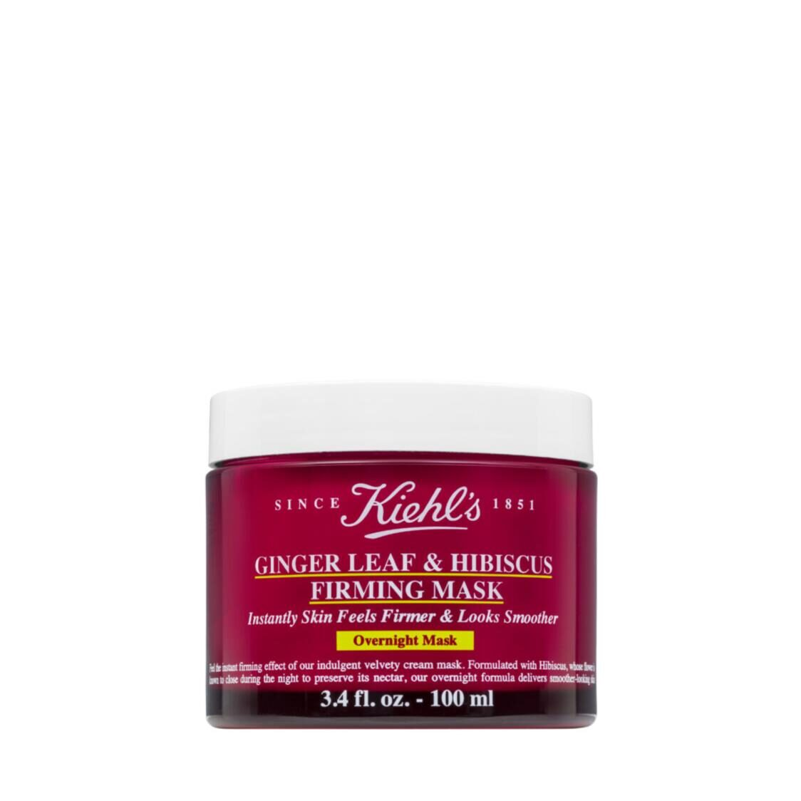 Kiehls Since 1851 Ginger Leaf and Hibiscus Firming Mask