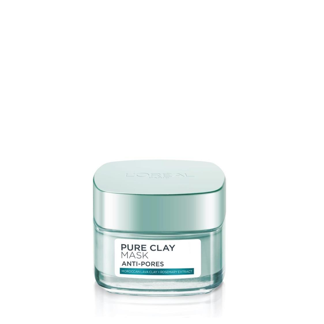 Anti-Pores Clay Mask 50g