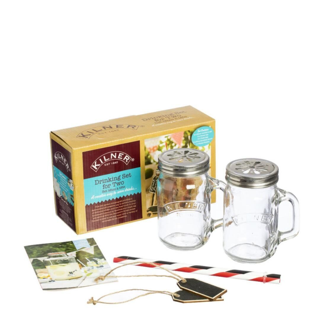 Drinking Set Two Person