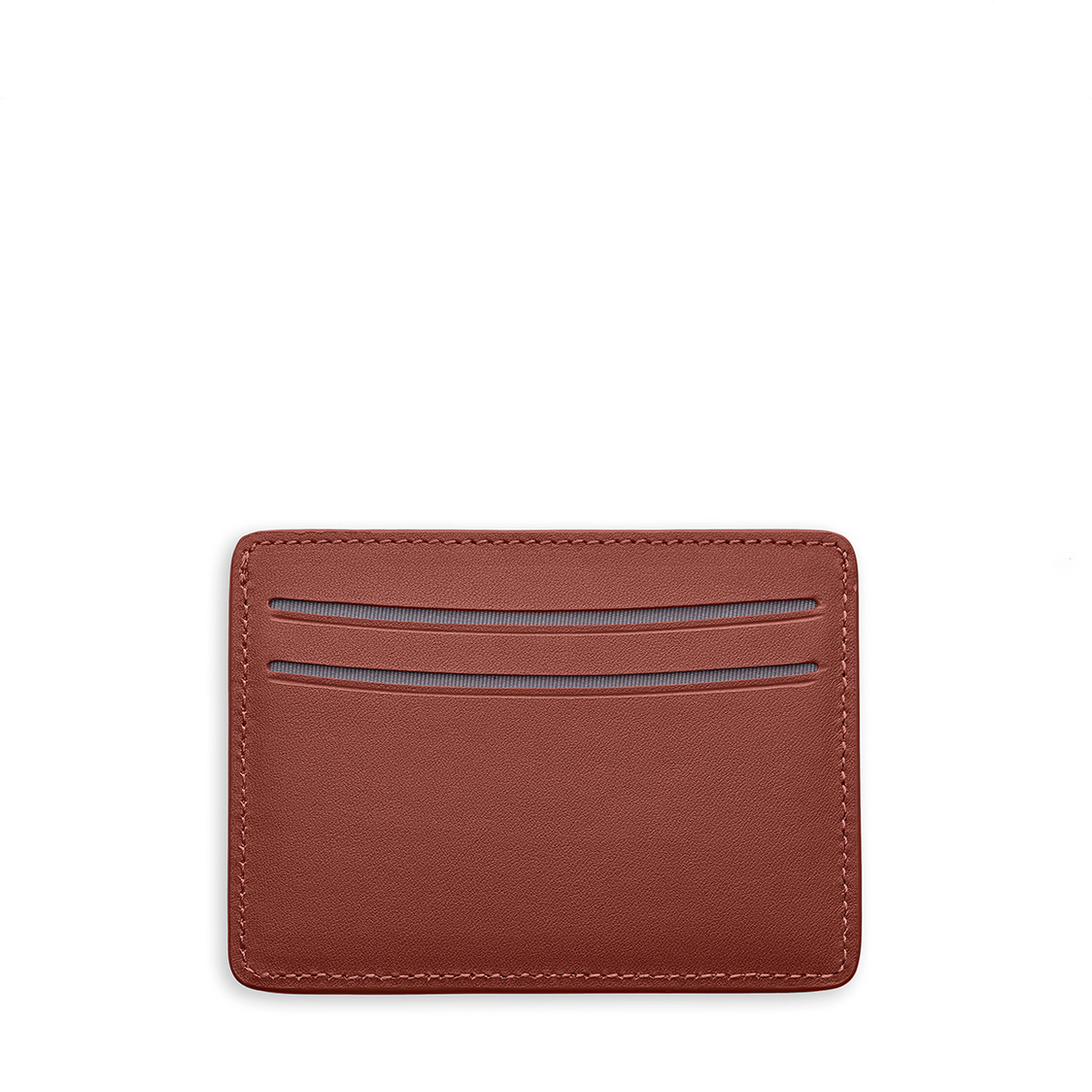 Kas Wallet - Cognac Leather