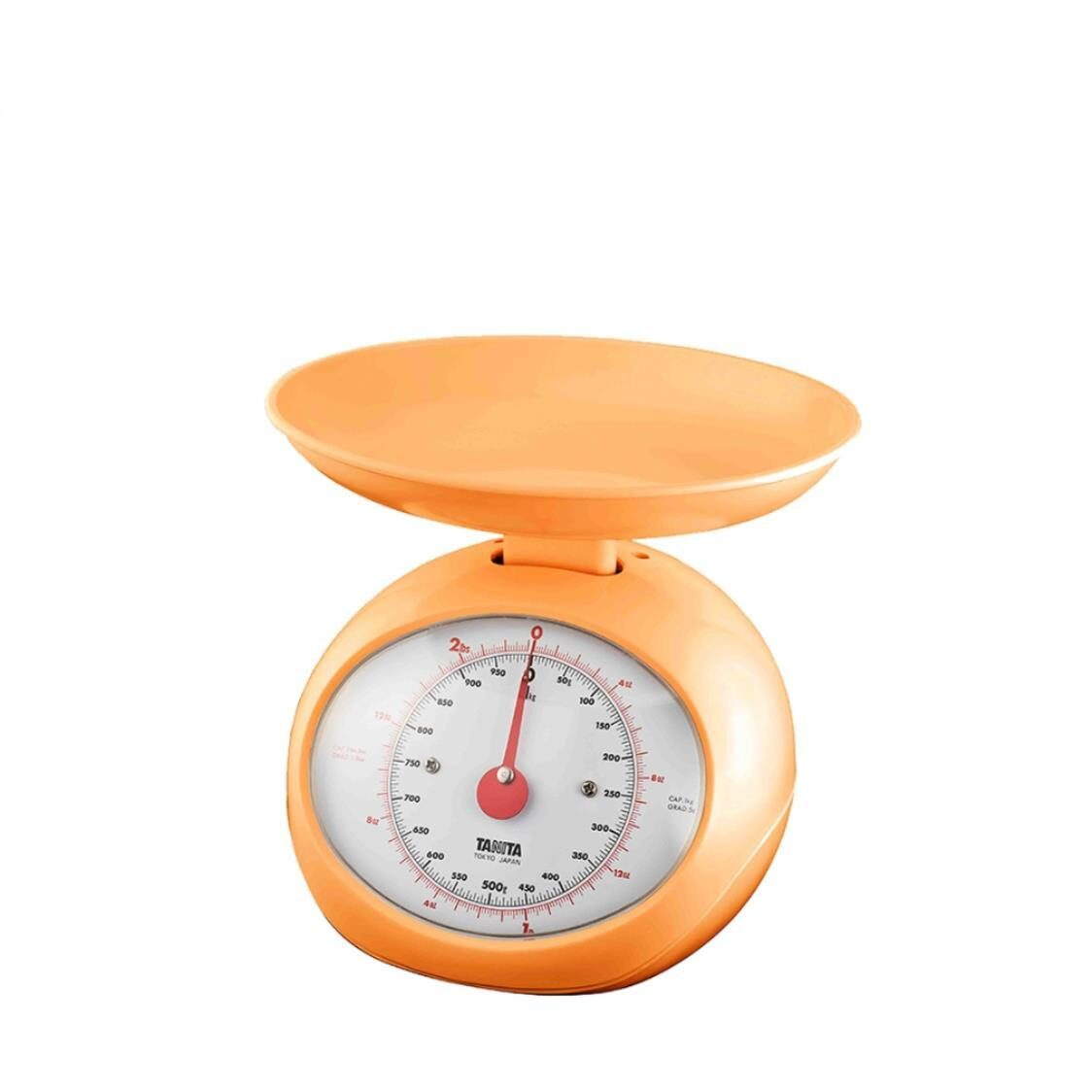 Mechanical Kitchen Scale Orange 1401