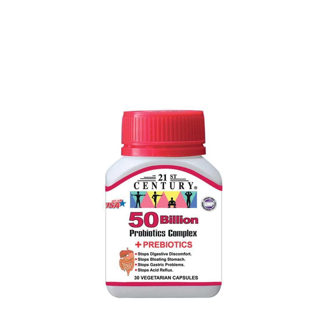 50 Billion Probiotics Complex 30S