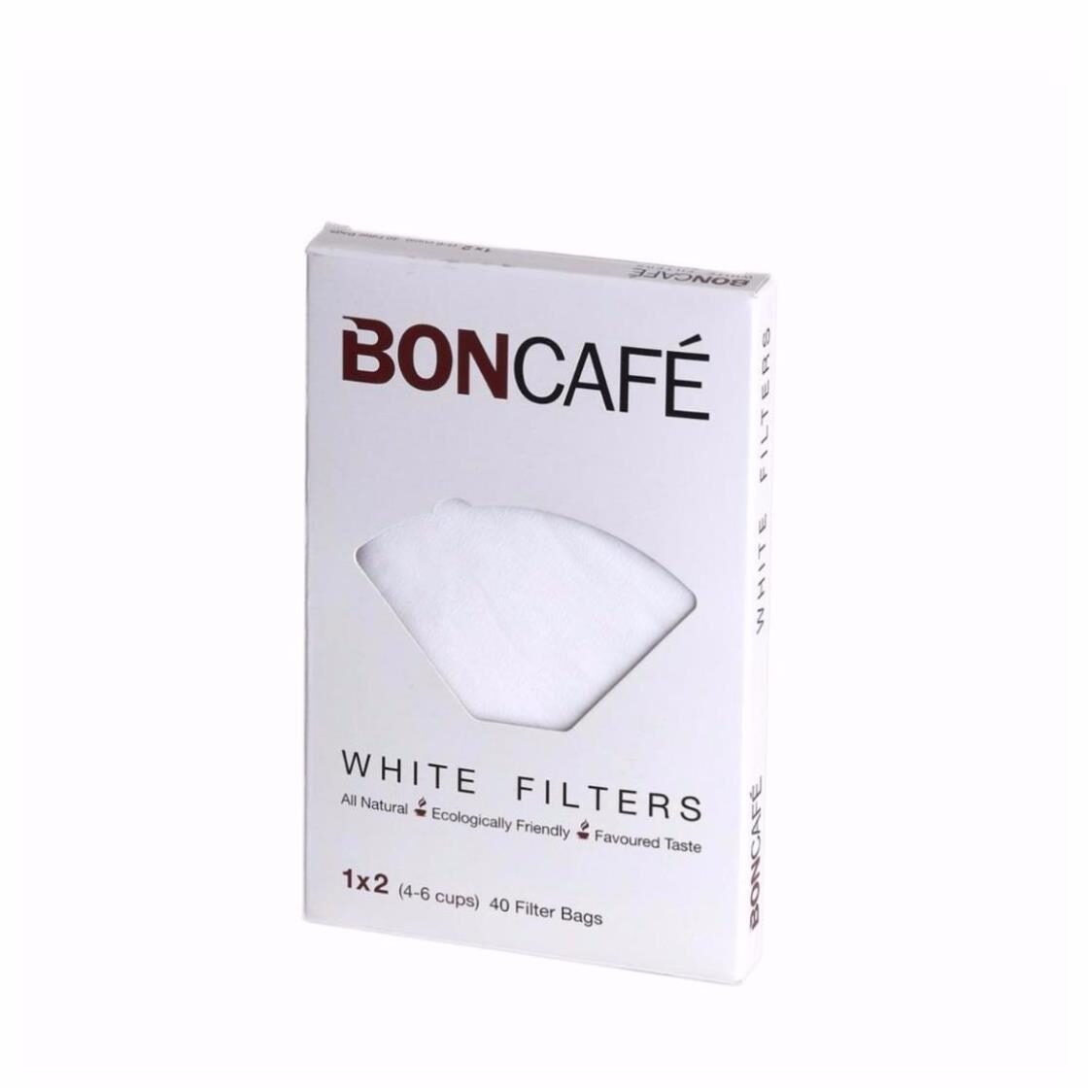 Filterbags White40s 1x2