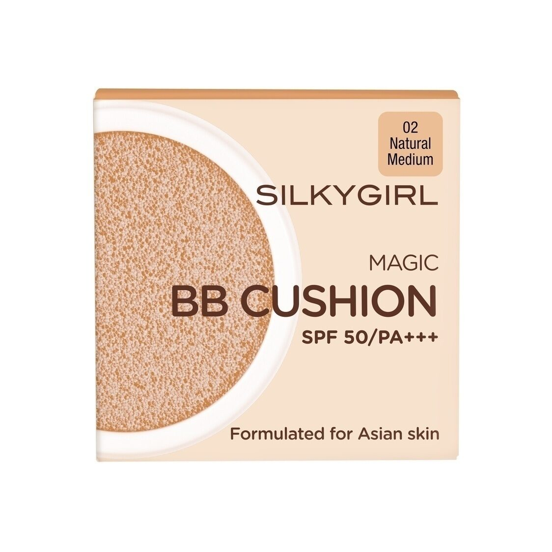 Magic BB Cushion In Natural Medium