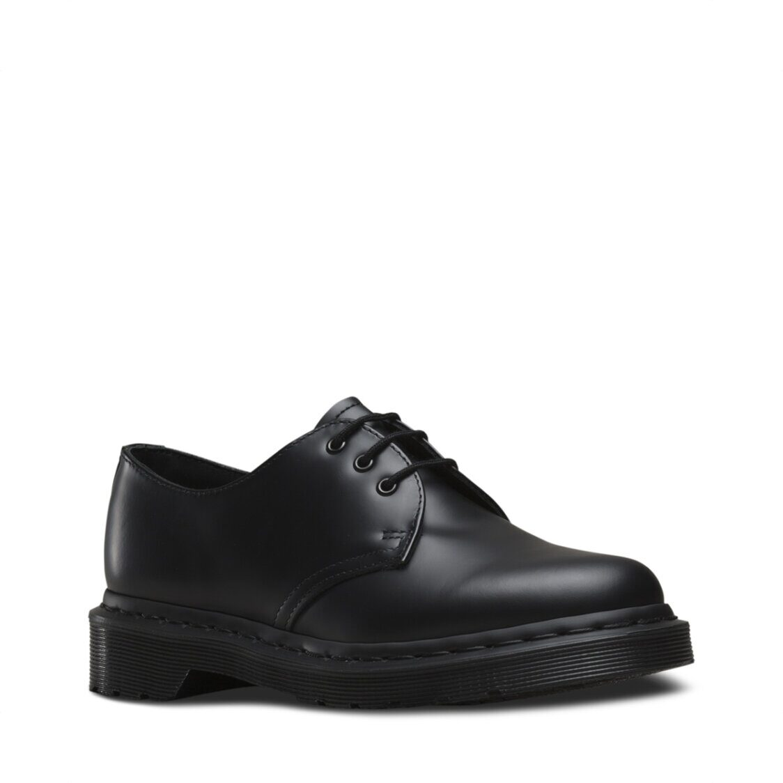Dr Marten 1461 Mono Smooth Leather Oxford Shoes