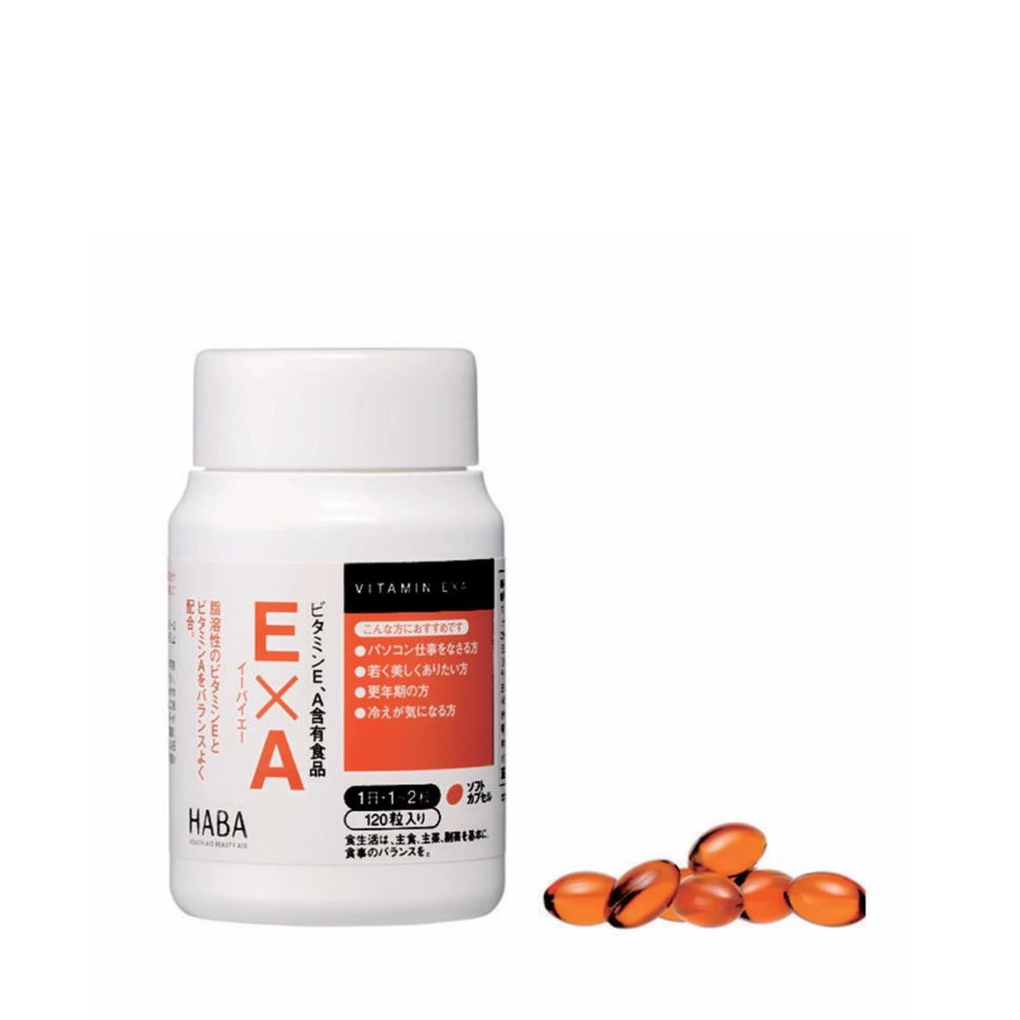 Vitamin Exa 120 Pieces