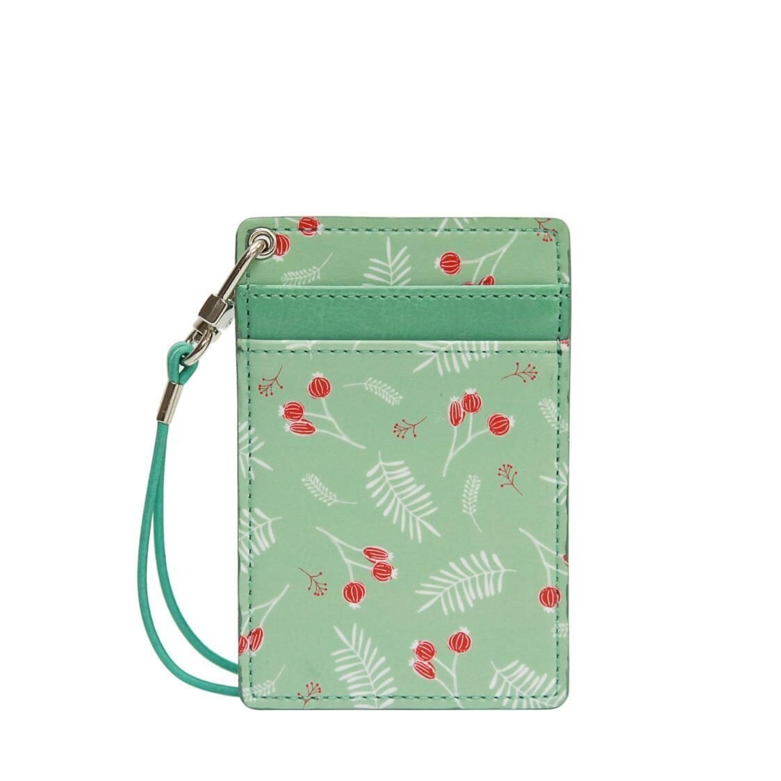 Willow Ver4 Neck Cardpocket Mint Berry
