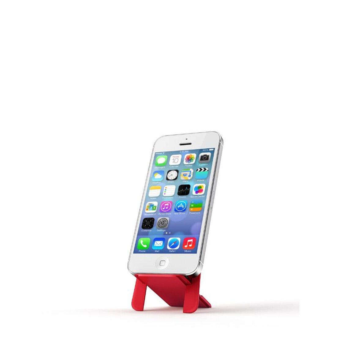 Hip Ion Phone Stand Red