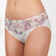 c58be78519 TRIUMPH. Triumph Natural Elegance Padded Wired 3 4 Butterfly Cup Bra and  Panty in Multi-Colour Set